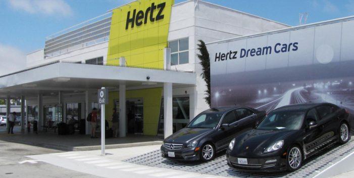 Dineral: La rent a car Hertz se deja 1.020 millones hasta junio
