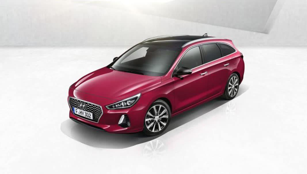 Hyundai estrena en Ginebra la nueva generación del i30 Wagon y el nuevo Fuel Cell Concept de Hidrógeno