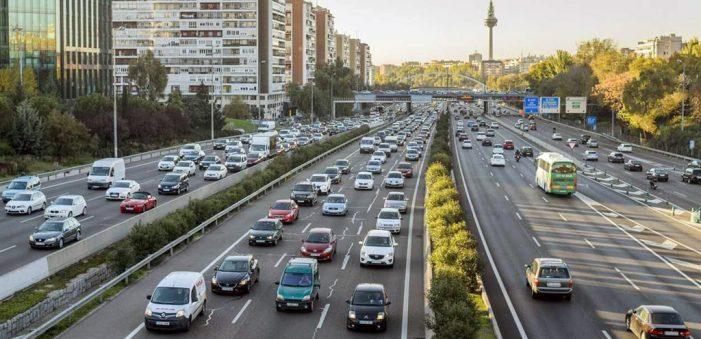 El Plan A madrileño afectará a uno de cada tres coches, según Audatex