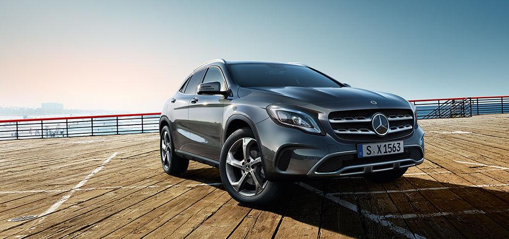 Mercedes-Benz es la marca que más automóviles ha vendido en el mercado de flotas español hasta febrero. En la imagen, un modelo GLA.