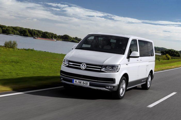 Volkswagen mejora la gama T6 con el lanzamiento del nuevo Multivan Outdoor Panamericana