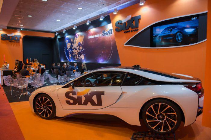 La alquiladora de vehículos Sixt ganó 156,6 millones en 2016, un 22,2% más