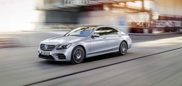 Mercedes Benz presenta su última tecnología en el Automobile Barcelona
