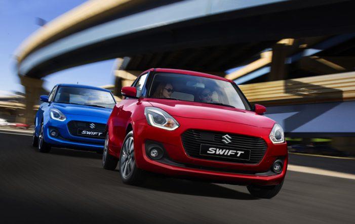 Suzuki estrena la nueva generación Swift, más ligero, 4×4 y sistema híbrido opcional