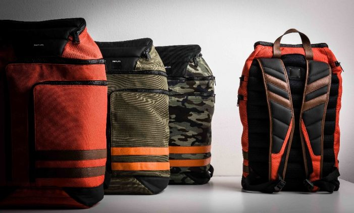 City Rider, la mochila Urban Racer de Replay