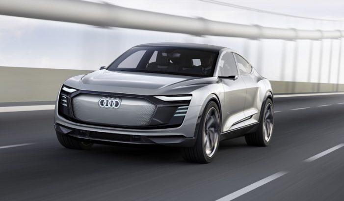 E-tron Sportback concept, nuevo paso de Audi hacia la movilidad eléctrica