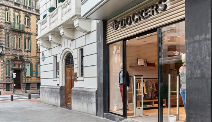 Dockers estrena tienda en el centro de Bilbao