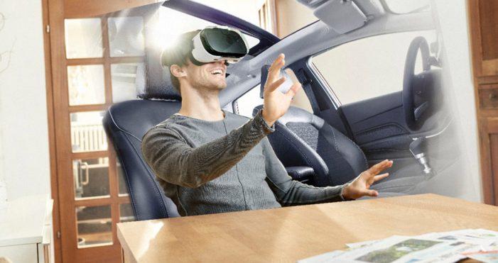 Los modelos Ford se podrán probar gracias a la realidad virtual
