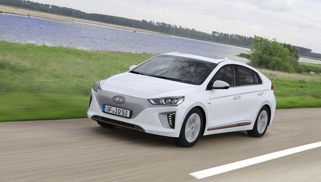 Hyundai suma a la gama IONIQ la versión eléctrica, desde 34.600 euros