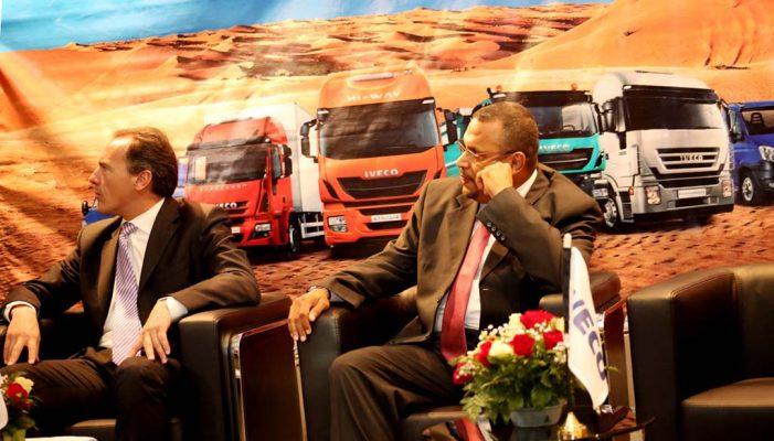 Iveco aumenta su presencia en Kenia y en África del Este