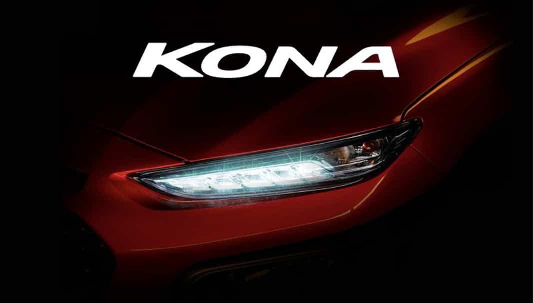 Kona, el cuarto SUV de Hyundai, entrará en el mercado de los subcompactos