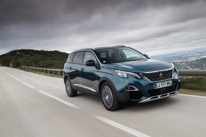El nuevo Peugeot 5008, de monovolumen a expresión SUV, se incorpora al mercado español