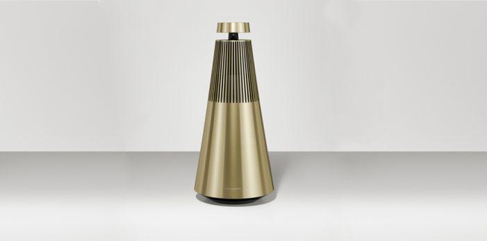 Acústica dorada de Bang & Olufsen