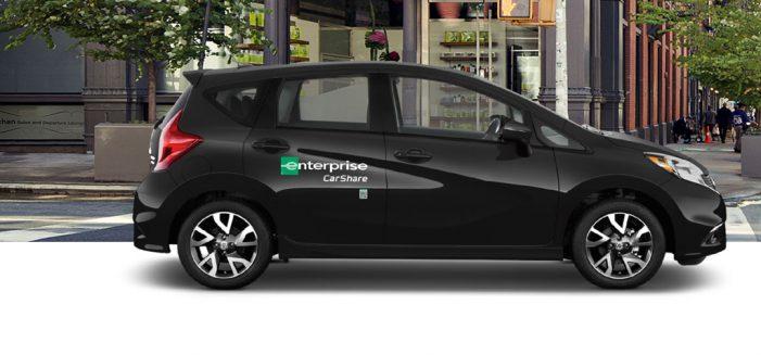 Enterprise Rent A Car incorpora a su flota vehículos híbridos