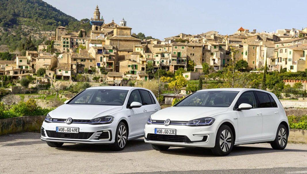 Volkswagen completa la gama Golf con las versiones eléctricas y las de altas prestaciones