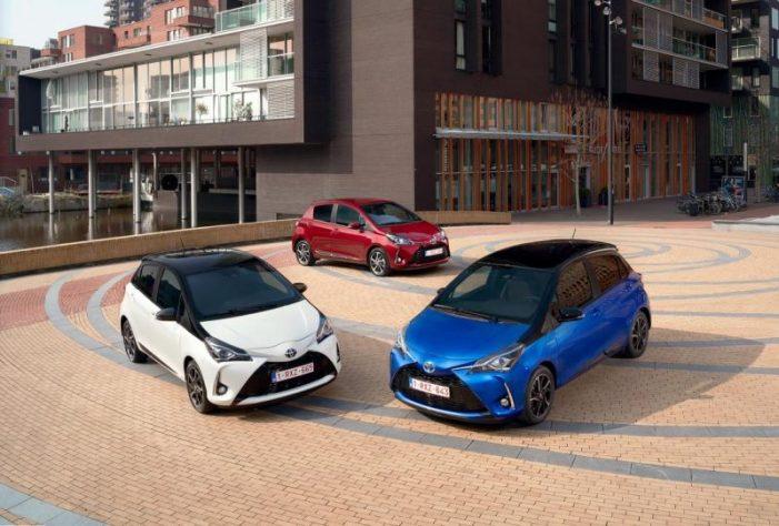Toyota renueva la tercera generación del Yaris, un modelo de fuerte penetración en flotas y RAC