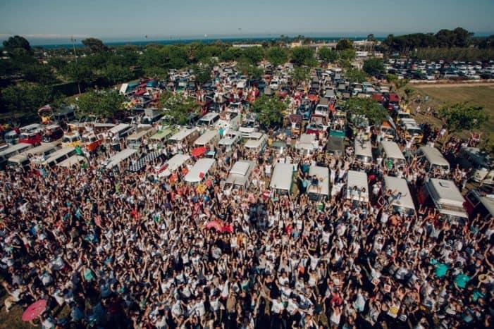 La decimocuarta edición de la FurgoVolkswagen bate un nuevo récord de asistencia