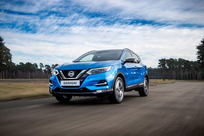 Nissan refina el Qashqai para desde agosto apuntalar el liderazgo del mercado SUV de flotas y particular