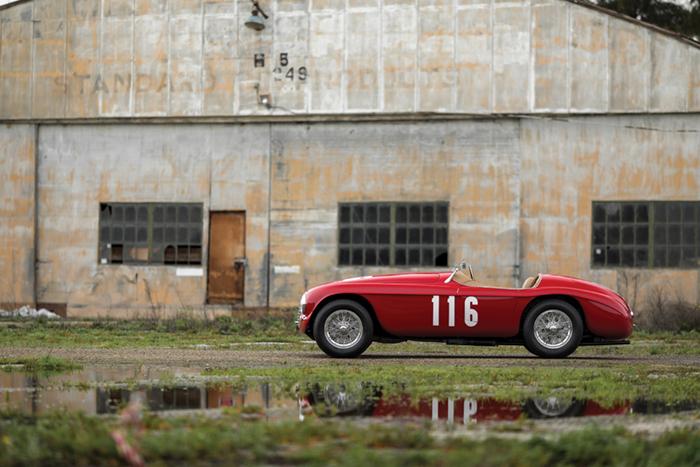 Ferrari siempre tiene algo que ofrecer