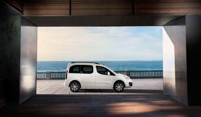 El eléctrico polivalente Citroën E-Berlingo Multispace llegará al mercado en el mes de junio