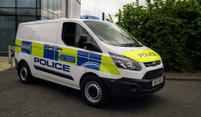 Ford: esta es la primera flota de Transit híbrido enchufable para Londres