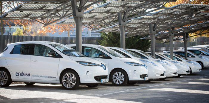 500 empleados de Endesa dispondrán de vehículo eléctrico