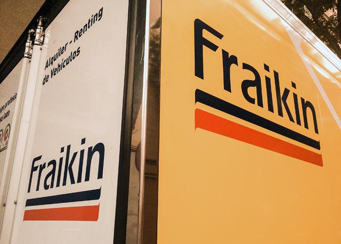 Todo sigue igual para Fraikin (sin Petit Forestier, eso sí)