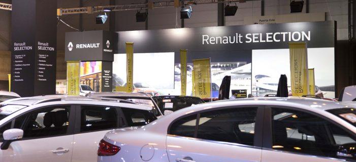 Renault, en el salón del Vehículo de Ocasión de Madrid