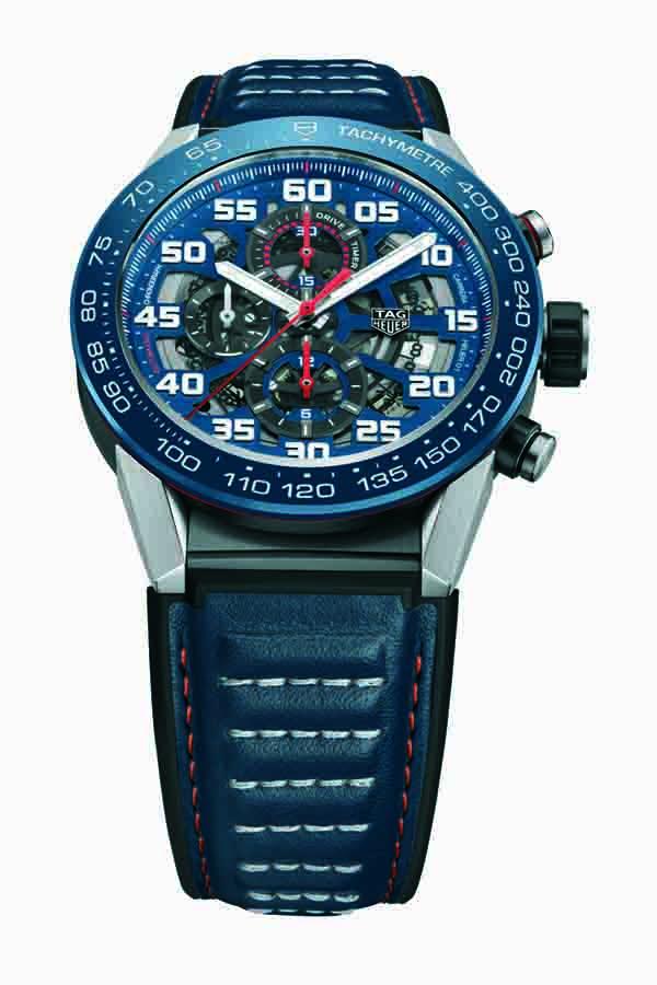 1a5aa6f08803 Tag Heuer Carrera Heuer-01 Edición especial Red Bull Racing