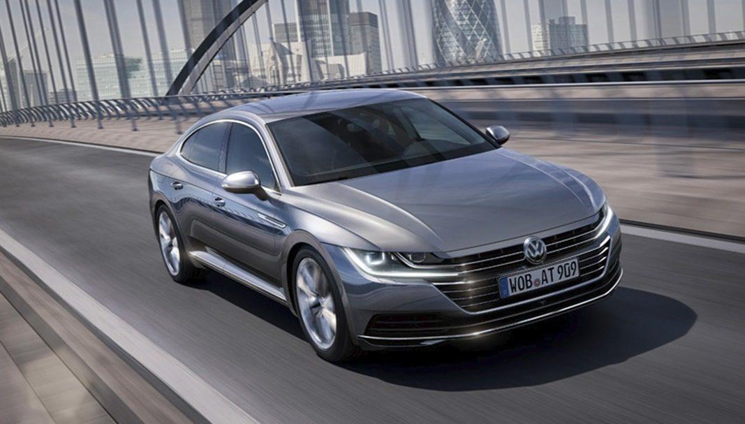 VW inicia la comercialización del nuevo modelo Arteon, su nuevo buque insignia, desde 41.790 €