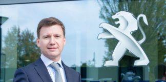 Benno Gaessler, es director general comercial de Mazda España y director general de Peugeot en Alemania hasta abril pasado. // FOTOGRAFÍA: PEUGEOT