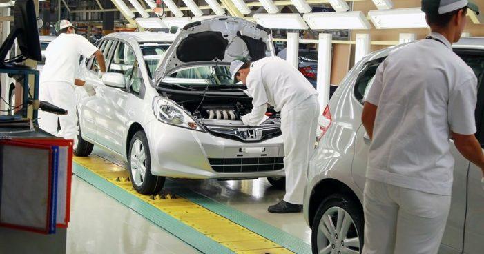 Honda aumenta su beneficio operativo un 67% en su año fiscal