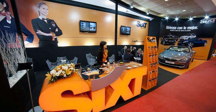 Sixt abre una oficina en el Paseo de la Castellana de Madrid