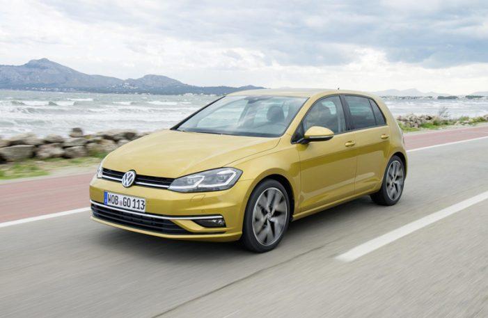 Renting: Volkswagen y el Golf arrancan el año como líderes del mercado