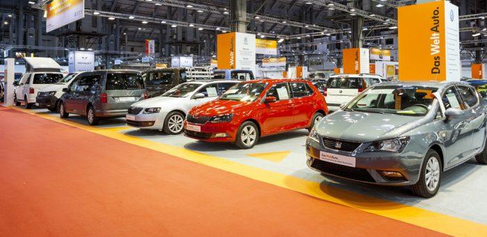 Las ventas de Das WeltAuto aumentan un 42% en los tres primeros meses del año