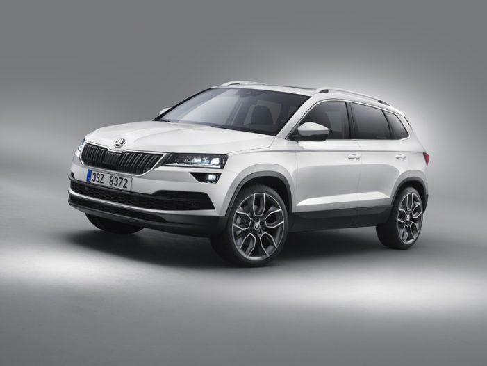 Skoda ya admite pedidos del nuevo Karoq, SUV compacto disponible desde 24.210 €