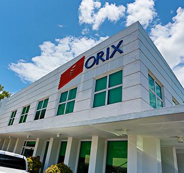 Filial comercializadora de servicios financieros de Orix.