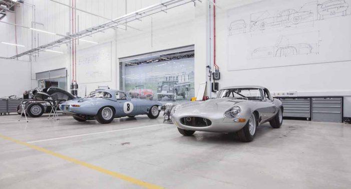 Jaguar Land Rover Classic Works, la primera ciudad del motor