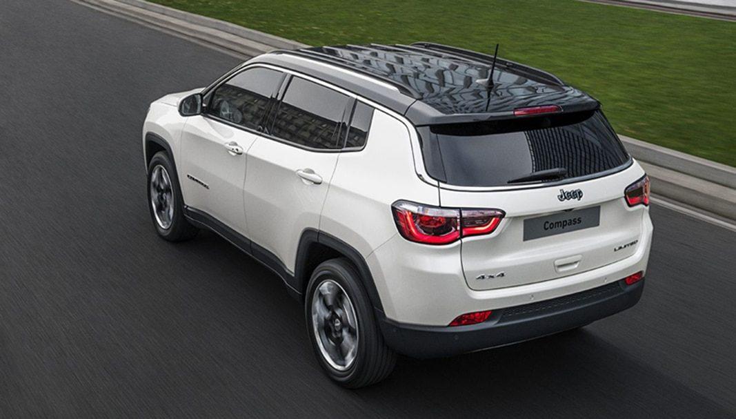 Jeep Compass, cuando la estética prima en el SUV de empresa
