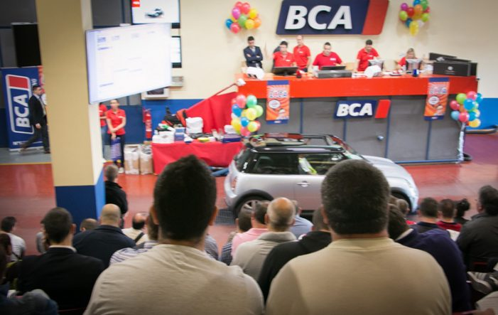 BCA subasta la próxima semana 2.000 coches para celebrar su 17 Aniversario en España