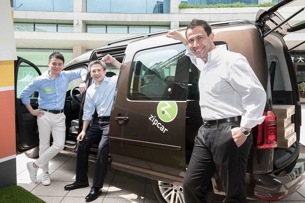 Zipcar lanza su primer servicio de carsharing en Taiwán