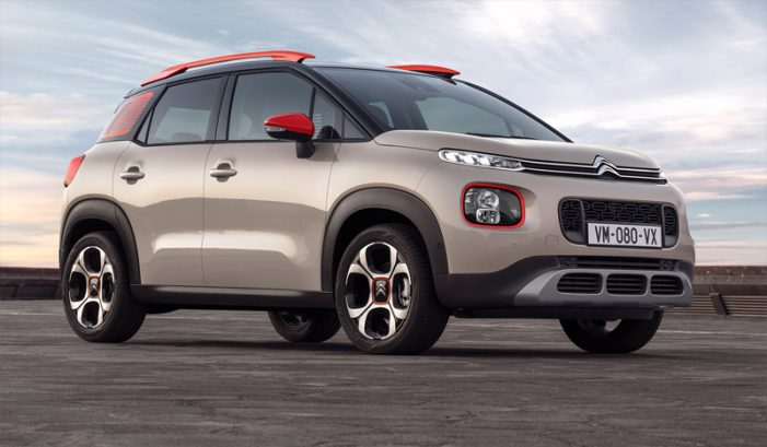 Citroën avanza al mercado español el nuevo C3 Aircross