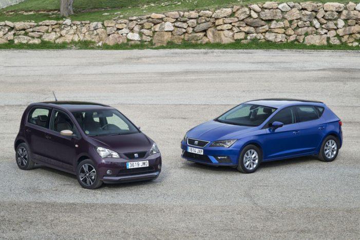 SEAT anuncia versiones TGI (Gas Natural) para el Ibiza y el Arona