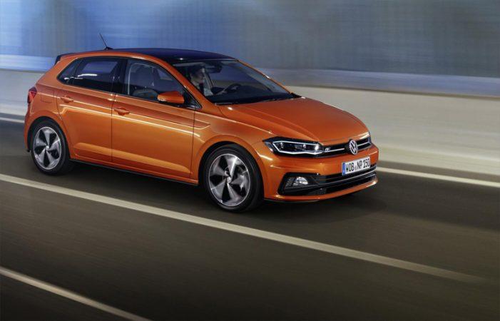 VW desvela en Berlín la nueva generación del Polo, nuevamente fabricado en Navarra