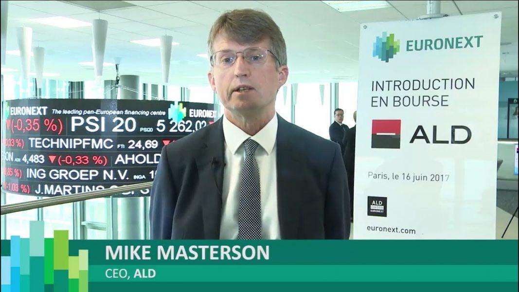 ALD Automotive debuta en la Bolsa de París: 'Campanada' y primeras impresiones