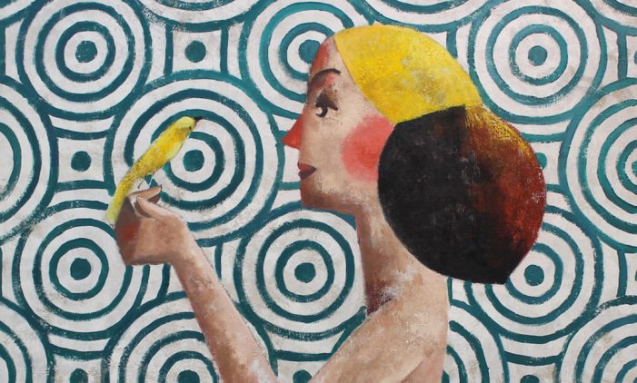 El arte maravilloso de Didier Lourenço