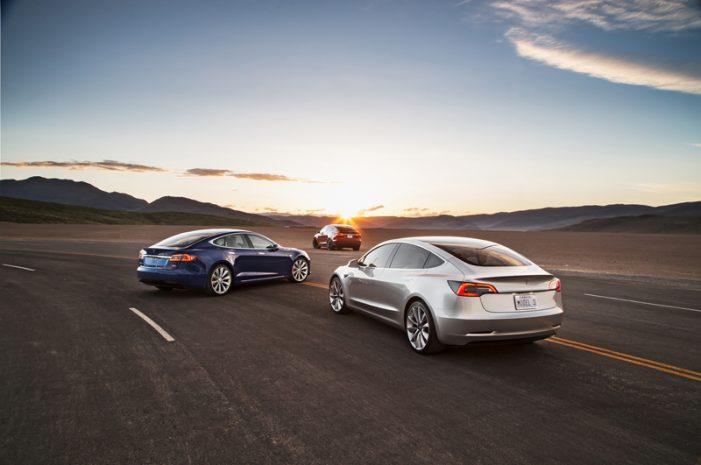 Tesla Motors sube un 6% en Bolsa tras ganar dinero por primera vez