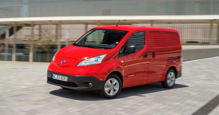 El comercio electrónico impulsa el mercado de furgonetas en España