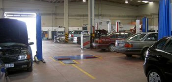 La demanda en los talleres de coches crece un 5% entre enero y junio, según CONEPA