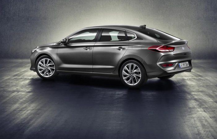 Hyundai añadirá en 2018 a la gama i30 la carrocería coupé de cinco puertas Fastback